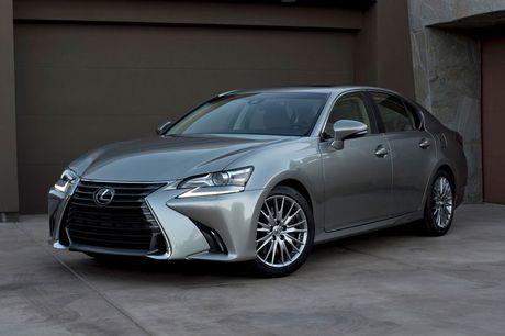 Can canh sieu xe 3,13 ty dong cua Lexus tai Vietnam Motor Show 2016 - Anh 2