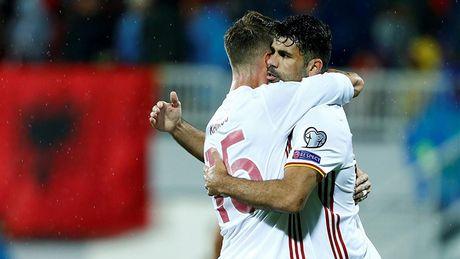Tu Chelsea den Tay Ban Nha: 'Quai thu' Diego Costa hoi sinh - Anh 2