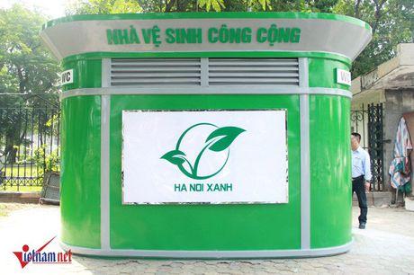 Nha ve sinh cong cong sieu xin o Ha Noi - Anh 1