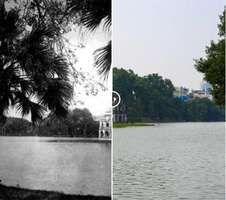 Ngam Ha Noi Xua va Nay - Anh 12