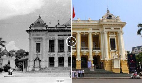 Ngam Ha Noi Xua va Nay - Anh 13