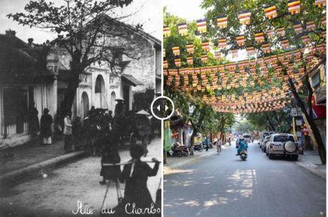 Ngam Ha Noi Xua va Nay - Anh 16