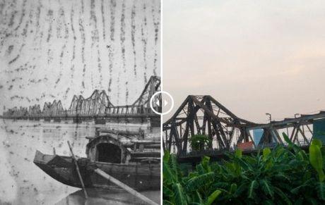 Ngam Ha Noi Xua va Nay - Anh 4