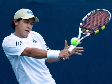 Tennis ngay 10/10: Hoang Nam gap Viet kieu o Vietnam Open. Kyrgios 'an mieng tra mieng' tai Japan Open - Anh 3