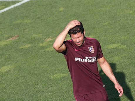 Godin - Savic, nhung nghe si phong ngu cua Atletico - Anh 1