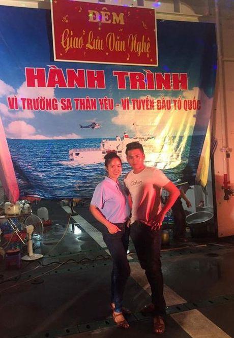 Chuyen di dinh menh xe duyen Le Phuong va chong sap cuoi co ca Quy Binh - Anh 7