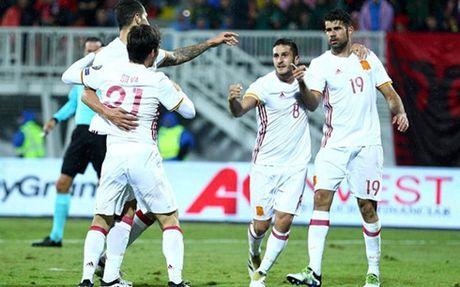 The thao 24h: Tay Ban Nha, Italia tiep tuc dua song ma - Anh 1
