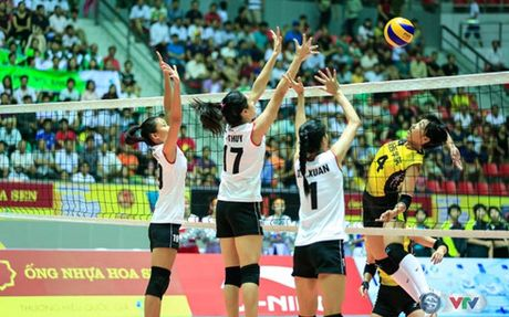 Thang 2 tran lien tiep, DT Viet Nam tu tin gap Indonesia tai VTV Cup - Anh 1