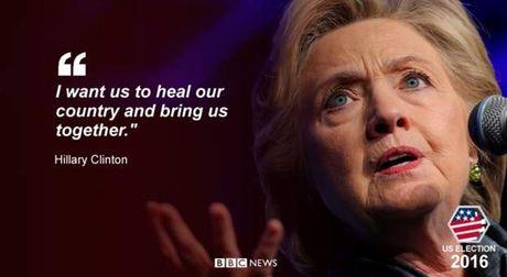 Nhung cau noi then chot trong cuoc 'so gang' Trump-Clinton lan 2 - Anh 3