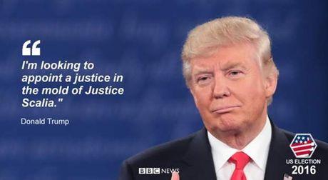 Nhung cau noi then chot trong cuoc 'so gang' Trump-Clinton lan 2 - Anh 8