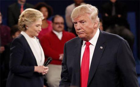 Phan ung cua du luan My ve cuoc 'so gang' Trump-Clinton lan 2 - Anh 1