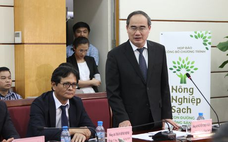 Nong nghiep sach Viet Nam cho nguoi Viet Nam va cho the gioi - Anh 1