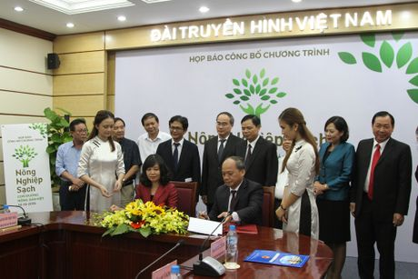 Nong nghiep sach Viet Nam cho nguoi Viet Nam va cho the gioi - Anh 2