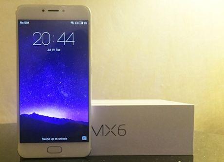 Meizu MX6 trinh lang: Vi xu ly 10 loi, 4GB RAM, cam ung van tay - Anh 2