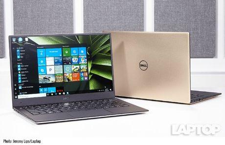 Dell XPS 13: Ban nang cap hoan hao cho dong laptop sieu di dong - Anh 5