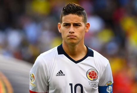 James Rodriguez bi sat thu o Colombia doa giet - Anh 1