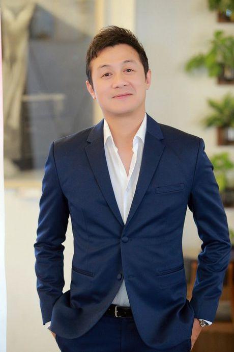 MC Anh Tuan tinh tu om eo A quan The Face Khanh Ngan - Anh 3