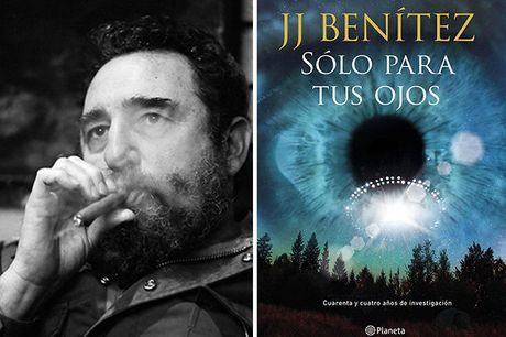 Soc: Lanh tu Cuba Fidel Castro tung gap UFO - Anh 2