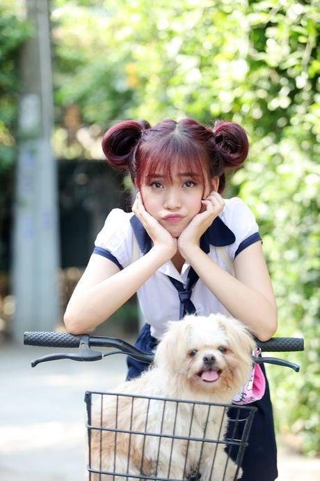 Hot girl xinh dep, da tai cua Hoc vien Hang khong VN - Anh 11