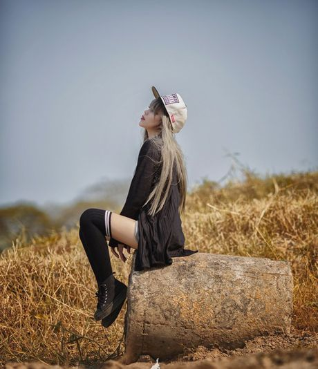 Hot girl xinh dep, da tai cua Hoc vien Hang khong VN - Anh 13