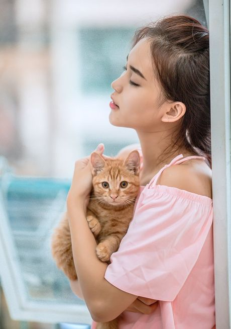 Hot girl xinh dep, da tai cua Hoc vien Hang khong VN - Anh 14
