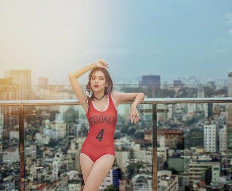 Hot girl xinh dep, da tai cua Hoc vien Hang khong VN - Anh 1