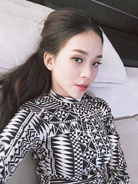 Hot girl xinh dep, da tai cua Hoc vien Hang khong VN - Anh 3