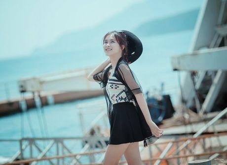 Hot girl xinh dep, da tai cua Hoc vien Hang khong VN - Anh 5