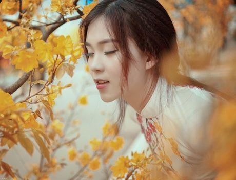 Hot girl xinh dep, da tai cua Hoc vien Hang khong VN - Anh 7