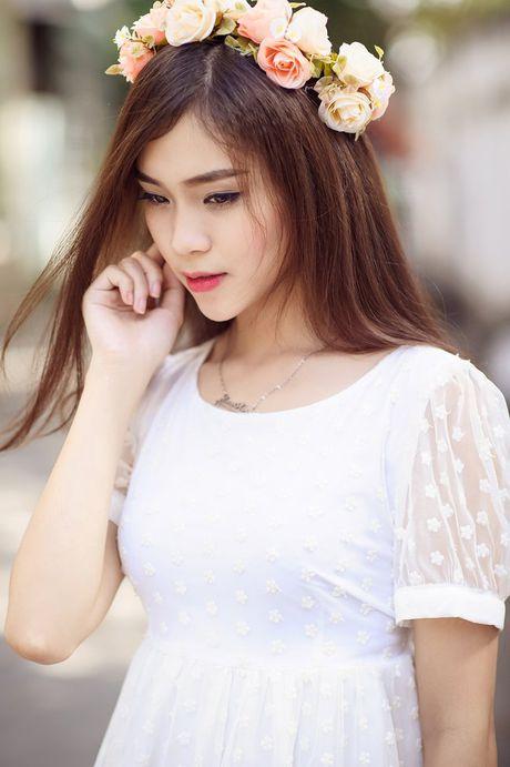 Hot girl xinh dep, da tai cua Hoc vien Hang khong VN - Anh 9