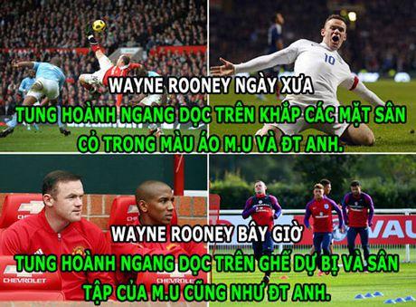 HAU TRUONG (11.10): Buffon ngay cang 'tre trau', Rooney tung hoanh ghe du bi - Anh 2