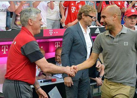 Carlo Ancelotti: Toi thua ke Bayern tu Pep mot cach de dang - Anh 1