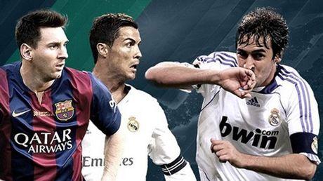 Tai sao Raul vi dai nhat chu khong phai Ronaldo hay Messi? - Anh 2