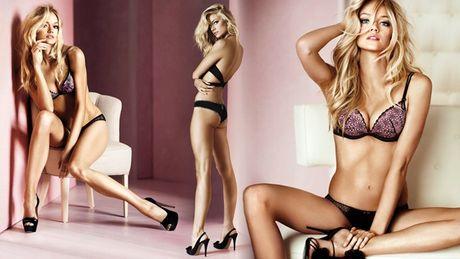 Lindsay Ellingson - Vien ngoc quy cua Victoria's Secret - Anh 9