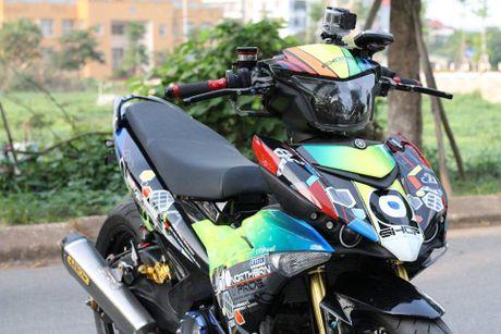 'Dan choi' Ha thanh chi hon 200 trieu do Yamaha Exciter 150 - Anh 3