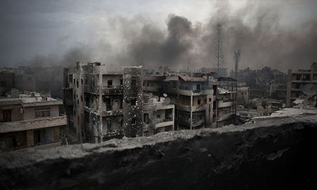 Nhom duoc My hau thuan lien ket voi khung bo o Syria - Anh 1