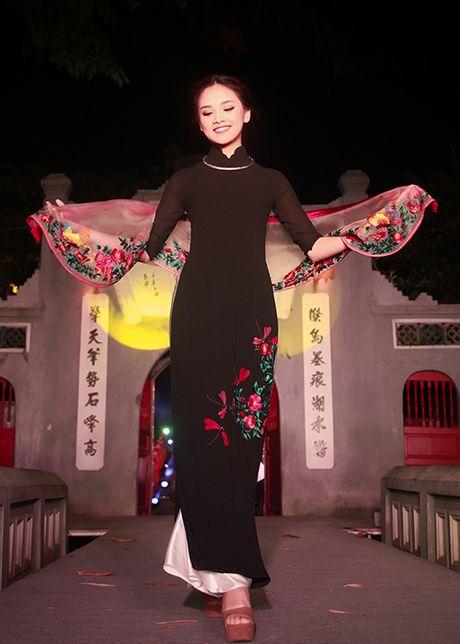Top 10 Hoa hau VN 2016 To Nhu tu tin lam vedette - Anh 6