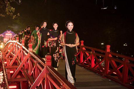 Top 10 Hoa hau VN 2016 To Nhu tu tin lam vedette - Anh 7