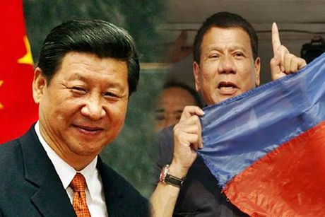 Tong thong Philippines Duterte 'co ich' cho ca Trung Quoc lan My? - Anh 1