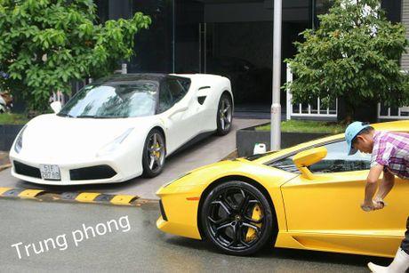 Dan sieu xe tram ty cung Cuong Do la dao bien Vung Tau - Anh 3