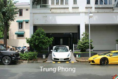 Dan sieu xe tram ty cung Cuong Do la dao bien Vung Tau - Anh 4