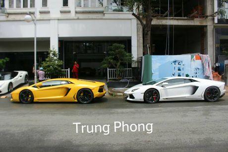 Dan sieu xe tram ty cung Cuong Do la dao bien Vung Tau - Anh 5