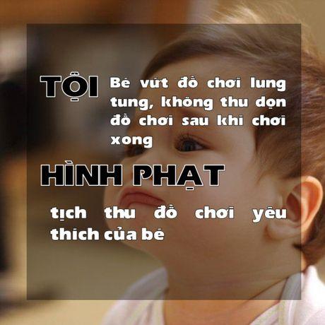 Nhung cach phat khien con 'tam phuc, khau phuc' - Anh 2