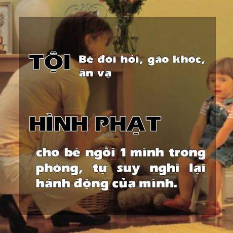 Nhung cach phat khien con 'tam phuc, khau phuc' - Anh 3