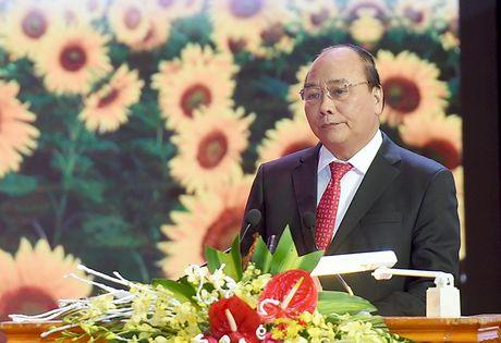 Thu tuong du le phat dong phong trao thi dua 'Doanh nghiep Viet Nam hoi nhap – phat trien' - Anh 1