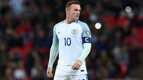 Rooney mat suat da chinh tai tuyen Anh - Anh 1