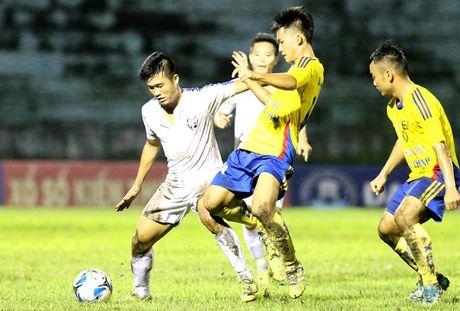 Giai U.21 Bao Thanh Nien 2016: Long An, PVF, An Giang chac suat du vong chung ket - Anh 1