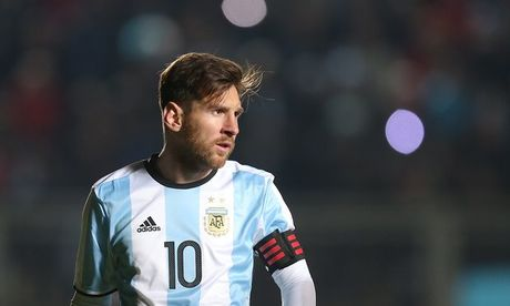 Argentina vs Paraguay: Nhung ngay cuoi cua the he Messi... - Anh 1