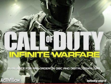 CoD: Infinite Warfare tung trailer moi - Anh 1