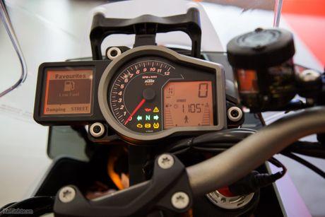 KTM 1290 Super Duke GT - SportTouring 173 ma luc, phuoc dien, gia 690 trieu - Anh 10
